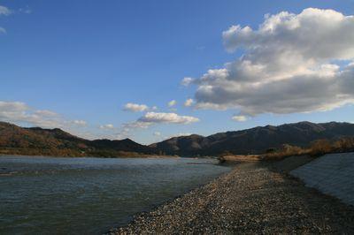 増水した荒川.jpg